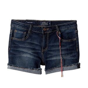 Lucky Brand Riley Denim Shorts in Barrier Wash